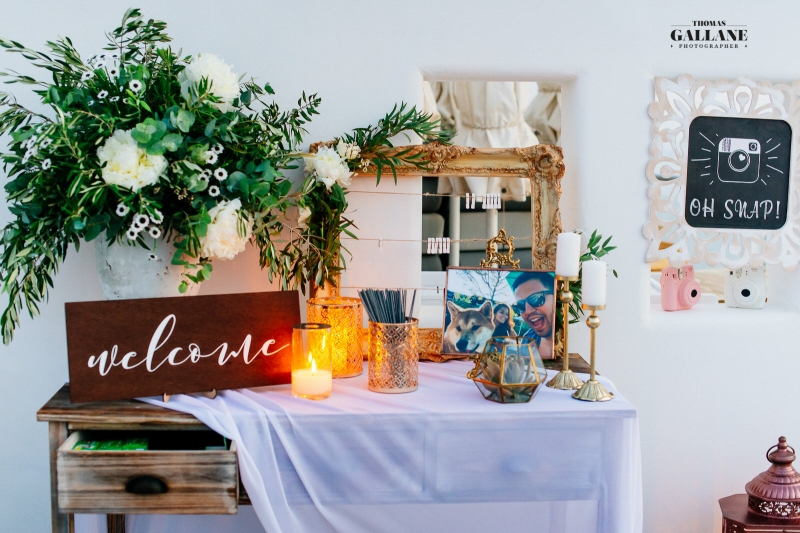 New Yorkers Shabby Chic Destination Wedding